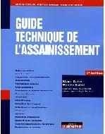 Guide technique de l'assainissement