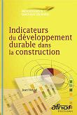 Indicateurs du développement durable dans la construction
